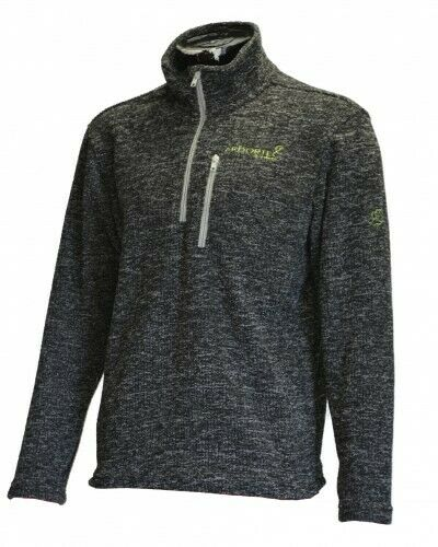 Arbortec Wolf Half Zip Warm Sweater